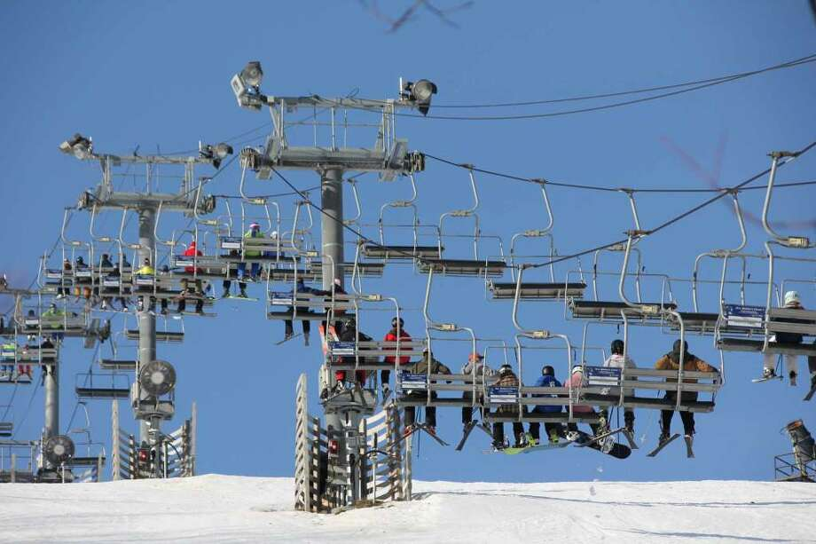 Crystal Mountain's top priority has been the health and well-being of its guests, team members and community. In addition to ski operations, retail shops, PEAK Fitness Center and Crystal Spa will also cease operations at 4:30 p.m. Monday. Officials plan to resume normal operations on Monday, April 6. Photo: Courtesy Photo