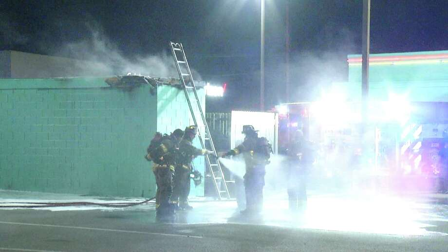 Faulty wiring may have caused a fire in a Northwest Side Tex-Mex restaurant Sunday night. Photo: Ken Branca