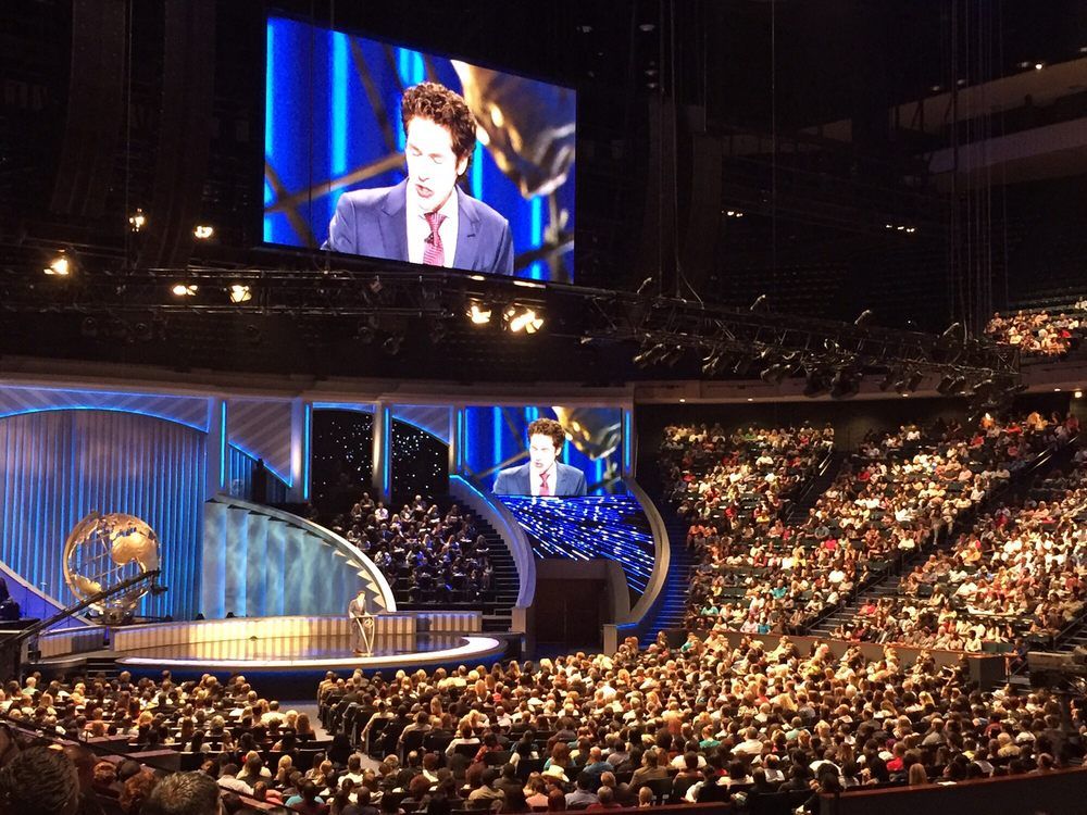 Lakewood Church will resume in-person services in October