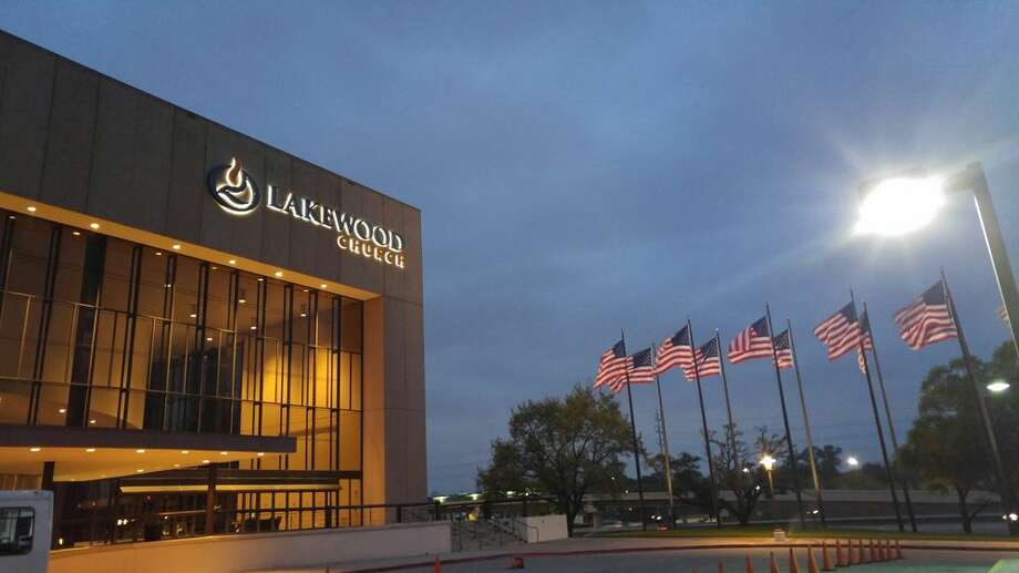 Lakewood Church will be collecting supplies starting at 9 a.m. Thursday, Aug. 27, to assist those affected by Hurricane Laura. Photo: Lakewood Church