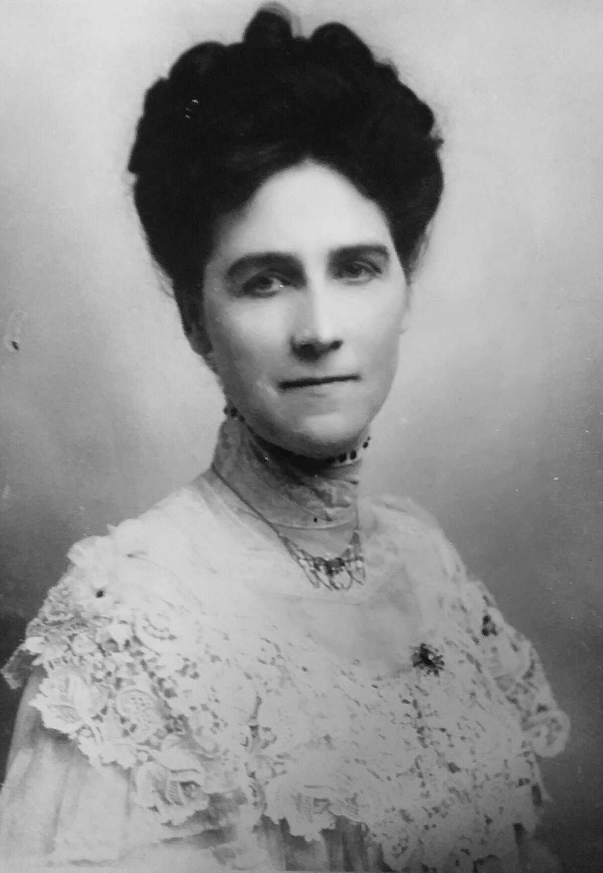 Mother, wife, and society gal, Martha Hayes was one of the founding members of the Lakeside Club. The above photo was taken circa 1900 and iis included in the museum's Portrait and Poses collection, Album 4, Photo 22.