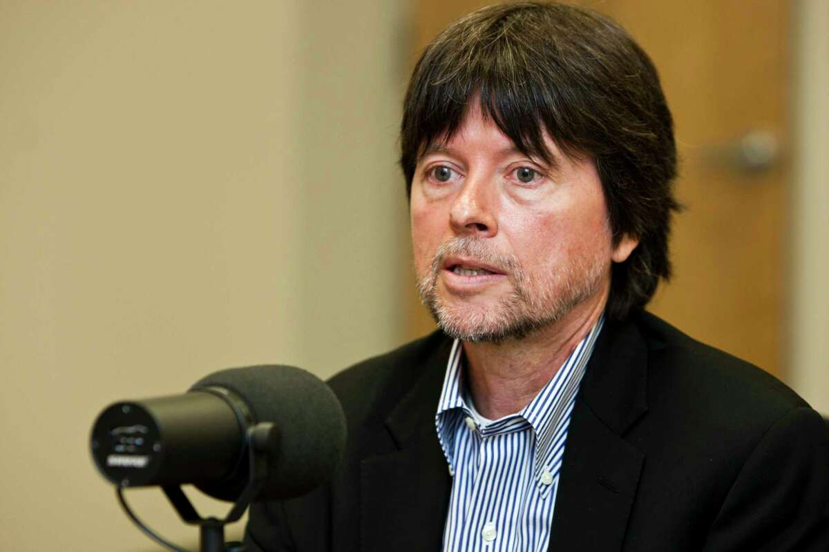 """""""We've been through hugely difficult times before, and we've come through because we helped one another,"""" filmmaker Ken Burns said as he announced his """"Baseball"""" documentary will be available for free streaming on PBS' website."""