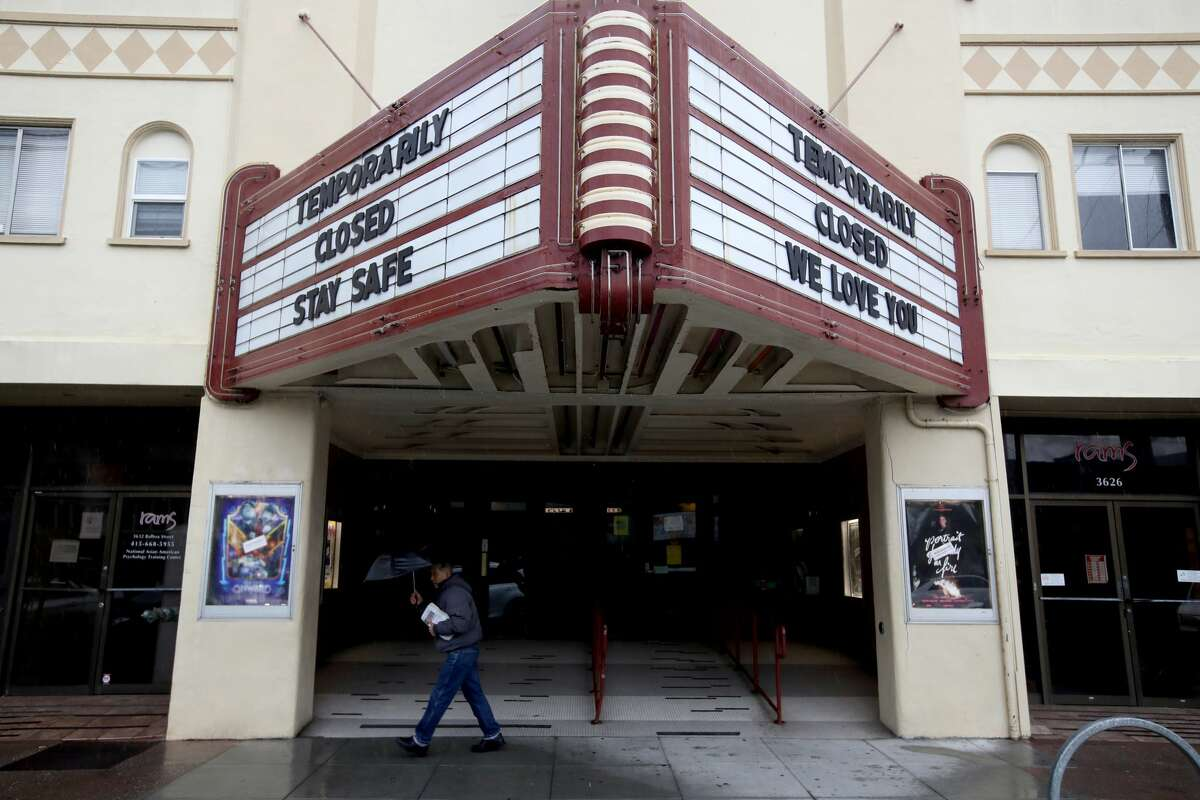 Many movie theaters and other public venues have closed their doors as people around the country are staying away from from large gatherings in an attempt to slow the spread of COVID-19.