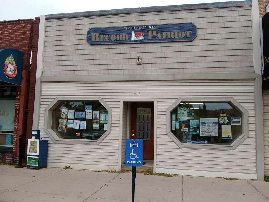 TheBenzie County Record Patriot haschosen to follow Gov. Gretchen Whitmer's directive for public schools and close its office to the public for three weeks, beginning Monday, March 16, and continuing through Sunday, April 5. (File photo)