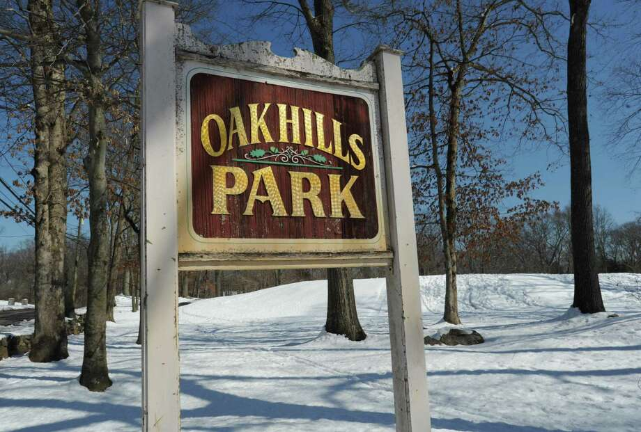 Oak Hills Park Golf Course Tuesday, March 5, 2019, in Norwalk, Conn. The course announced it's closing until March 28 in light of a coronavirus outbreak. Photo: Erik Trautmann / Hearst Connecticut Media / Norwalk Hour