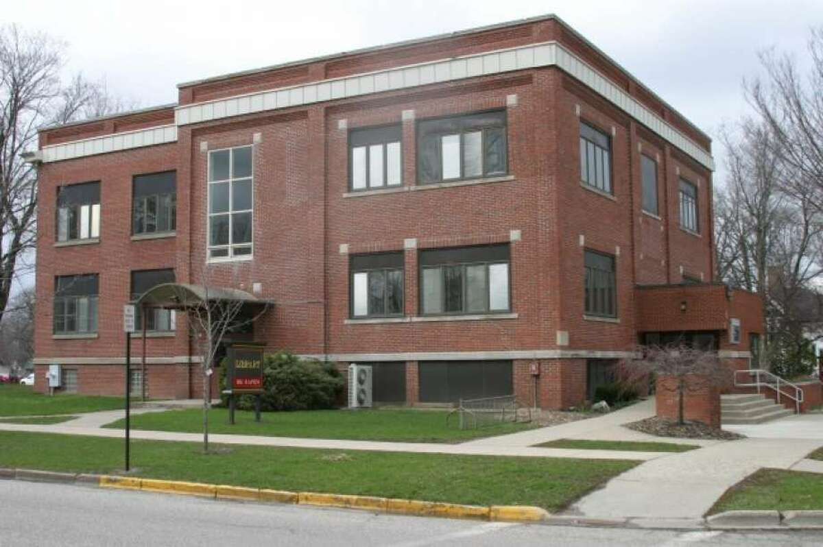 The Big Rapids Library, pictured, is one of the local libraries that has adjusted hours and services in order to curb spread of the coronavirus.
