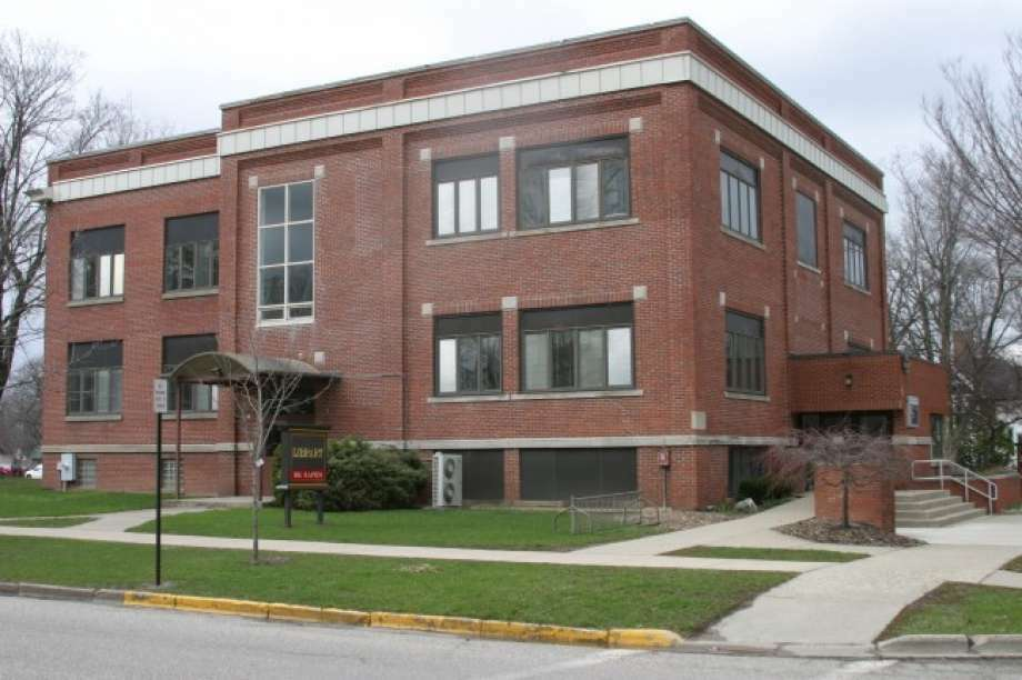 The Big Rapids Library, pictured, is one of the local libraries that has adjusted hours and services in order to curb spread of the coronavirus. Photo: File Photo