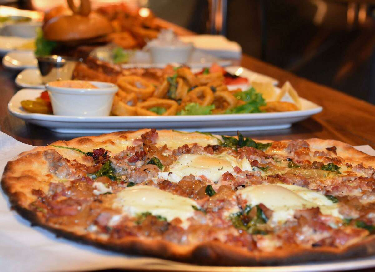 Red Rooster Pub in Wilton is offering pizza and a shortened takeout menu following Gov. Lamont's restaurant directive.