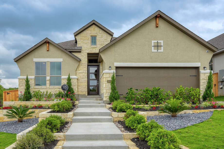 2020 Spring Tour of Homes Monticello Homes at Sunday Creek in Kinder Ranch28410 Shailene Drive, San Antonio, TX 78260 Photo: Monticello Homes