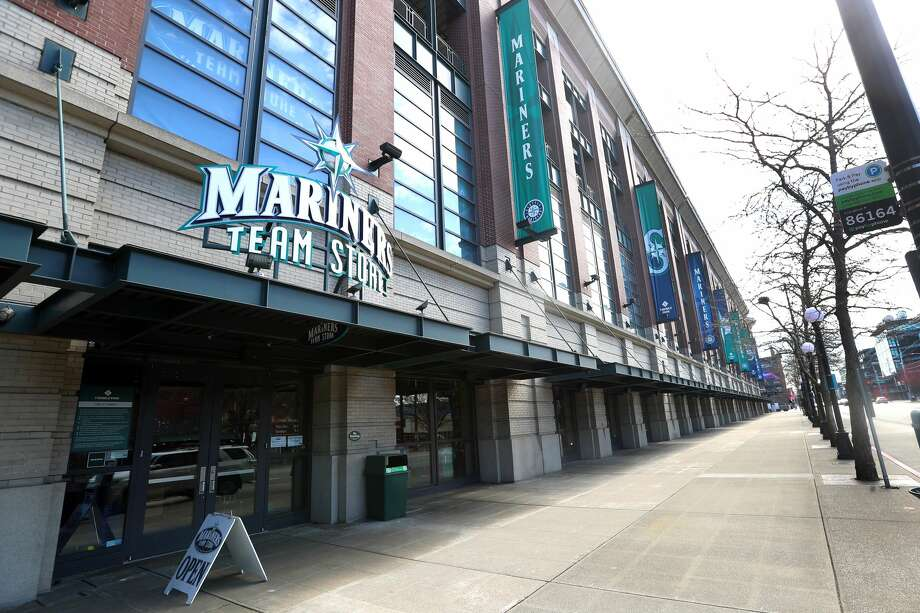 The Seattle Mariners announced Tuesday that they've teamed up with the City of Seattle and Kroger to offer free drive-thru testing for COVID-19. Photo: Abbie Parr/Getty Images