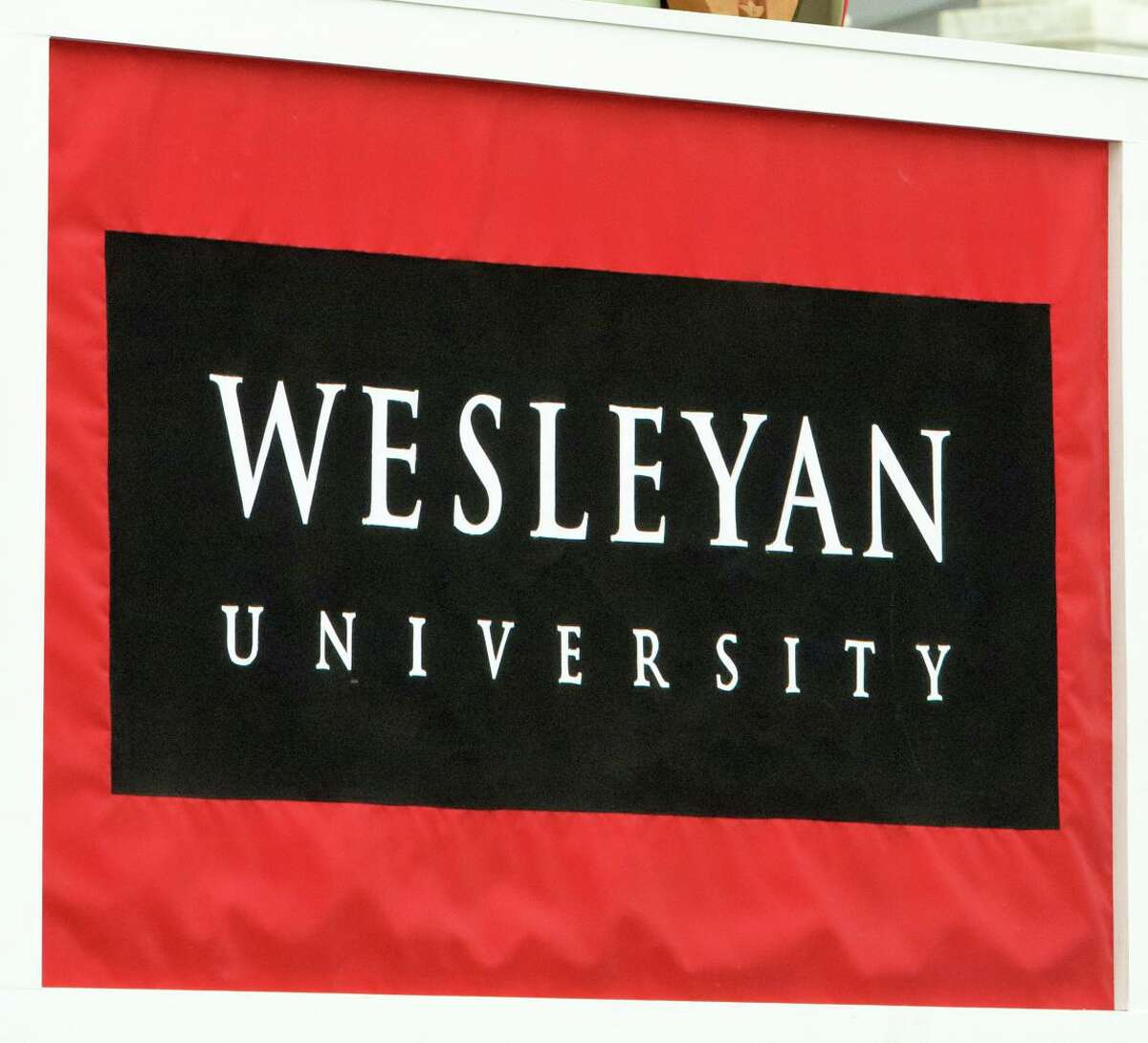 Wesleyan University is in Middletown.