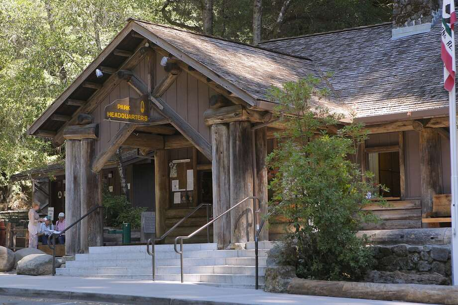 As with Big Basin Redwoods State Park, California State Parks closed all visitor centers and museums amid the fear of coronavirus Photo: Tom Stienstra / The Chronicle