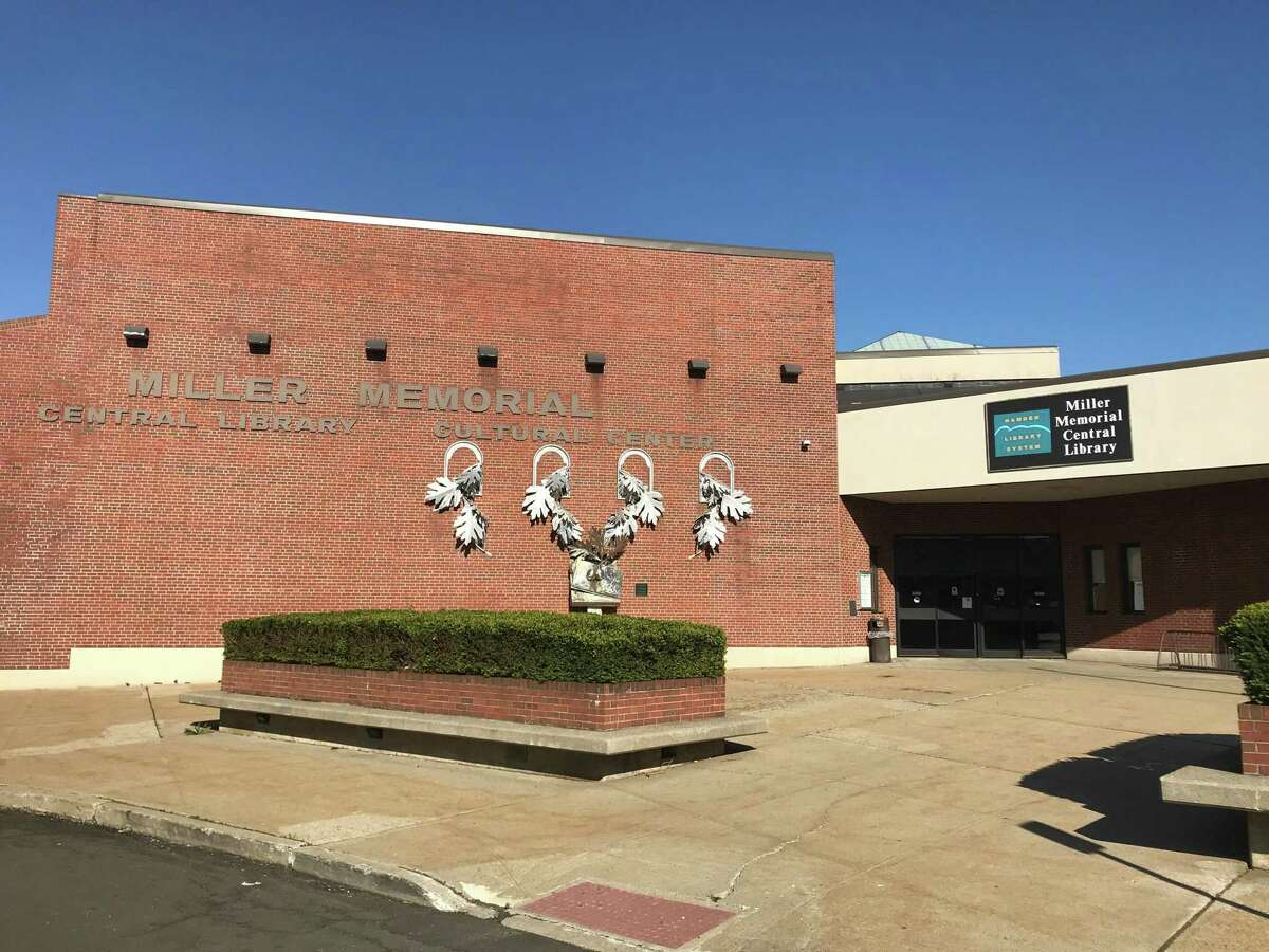 Hamden Miller Memorial Library May 8, 2019