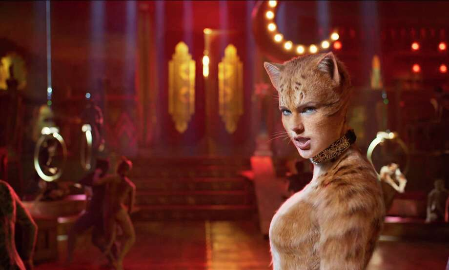 "Taylor Swift is Bombalurina in ""Cats."" Photo: Universal Pictures / COPYRIGHT © 2019 UNIVERSAL STUDIOS, THE REALLY USEFUL GROUP LTD. and PERFECT UNIVERSE INVESTMENT INC. All Rights Reserved."
