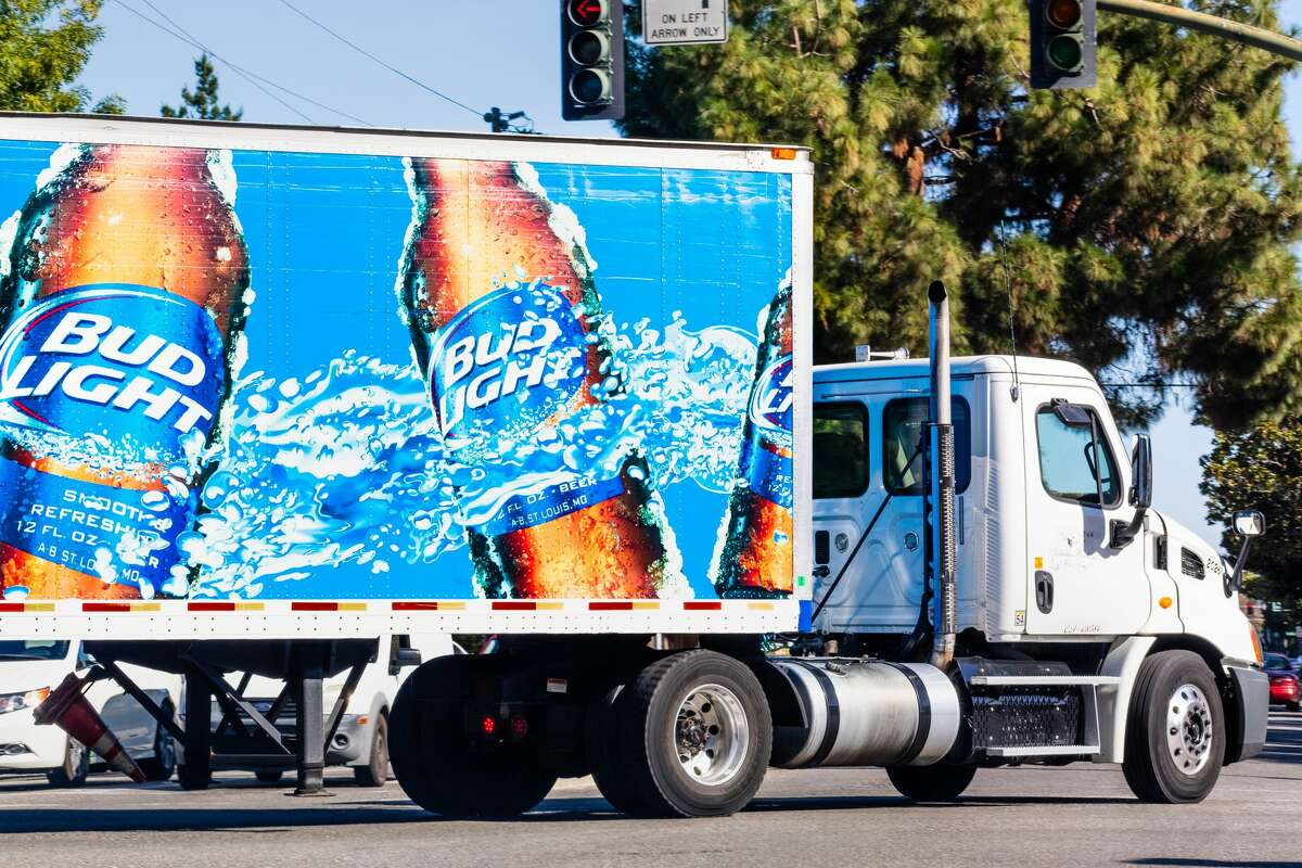 Bud Light helping H-E-B deliver essentials  The Facebook page for San Antonio's Bud Light distribution headquarters posted photos March 15 showing employees of the beer company and H-E-B working together. Bud Light said they were