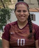 Amy Salaices is a junior for Harlandale's girls soccer team.