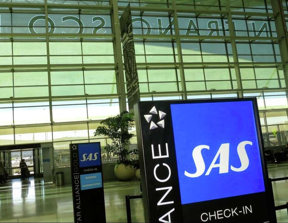 SAS has suspended its operations, including its San Francisco-Copenhagen nonstop. Photo: Chris McGinnis