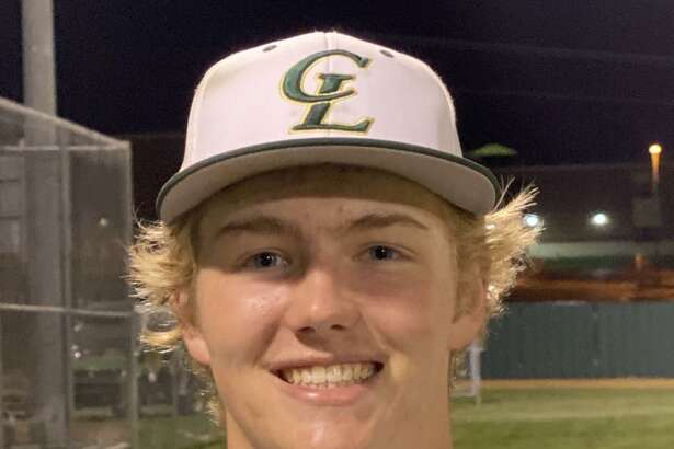 Canylon Lake pitcher Tyler Pauly was selected the Express-News Player of the Week.