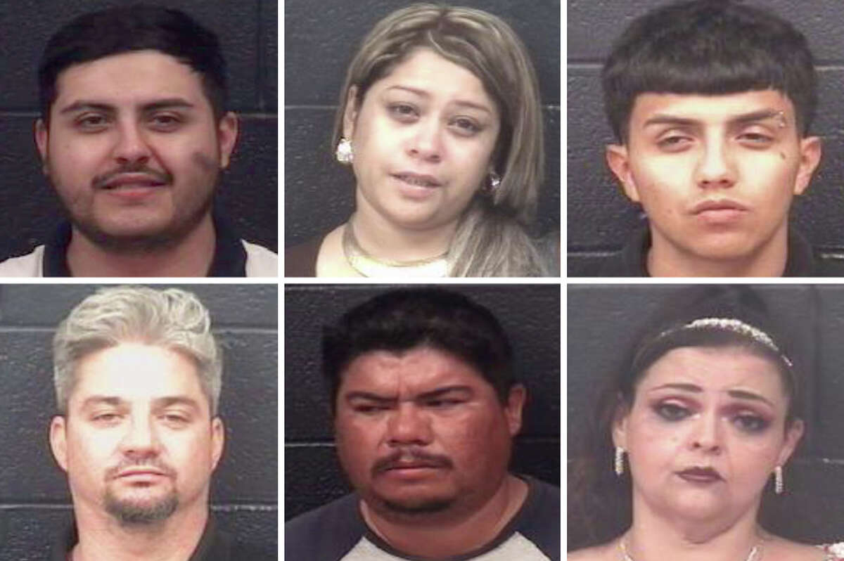 Click through the gallery to see the DWI arrests in Laredo during February 2020.