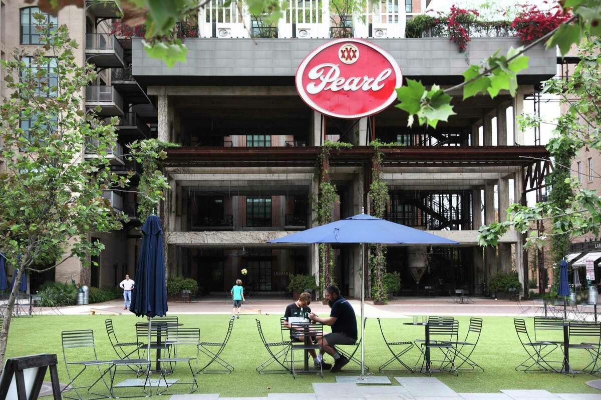 Big changes are underway at The Pearl, including paid parking and more green spaces.