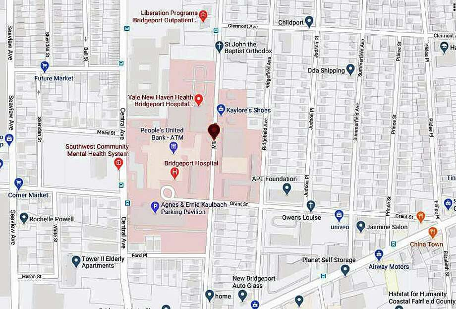 In an effort to minimize Bridgeport Hospital's COVID-19 exposure and to ensure proper testing of patients that have received a physician's order and that have a scheduled appointment, Bridgeport Hospital is activating a Specimen Collection Center for the virus on Mill Hill Avenue. Photo: Google Maps