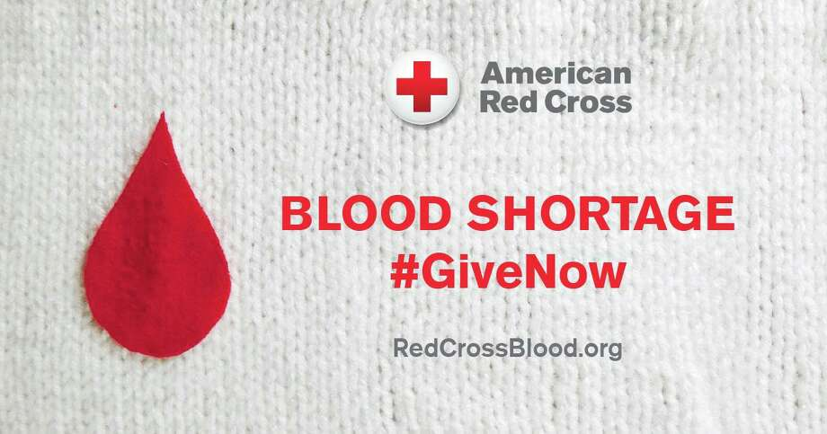 The American Red Cross now faces a severe blood shortage due to an unprecedented number of blood drive cancellations in response to the coronavirus outbreak. Healthy individuals are needed now to donate to help patients counting on lifesaving blood. Photo: American Red Cross