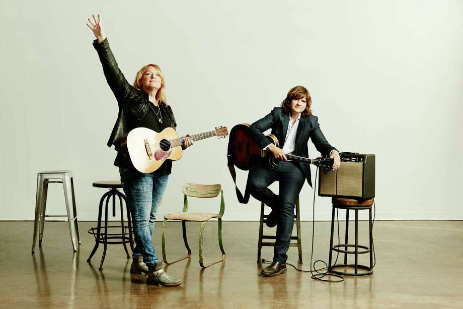Indigo Girls discuss their career and coming out in interview for Hearst Connecticut Media. Photo: Contributed Photo