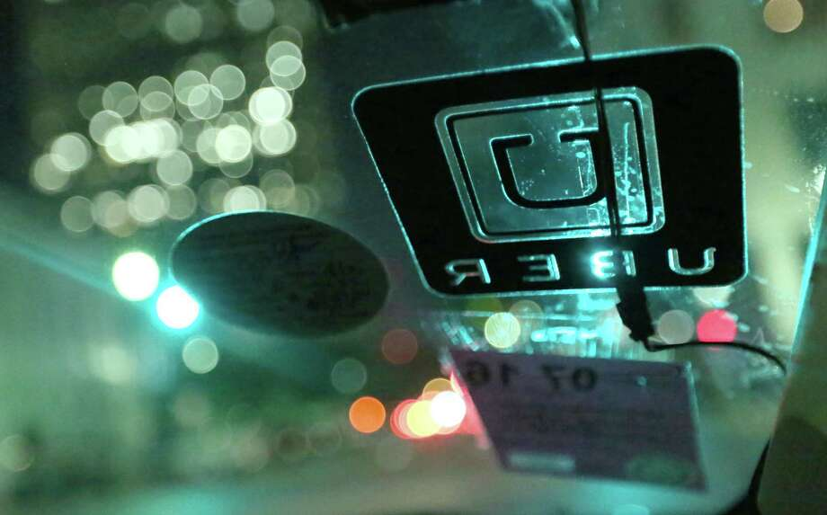 Uber is implementing new safety rules amid the pandemic. Photo: Jon Shapley, Staff / © 2015 Houston Chronicle