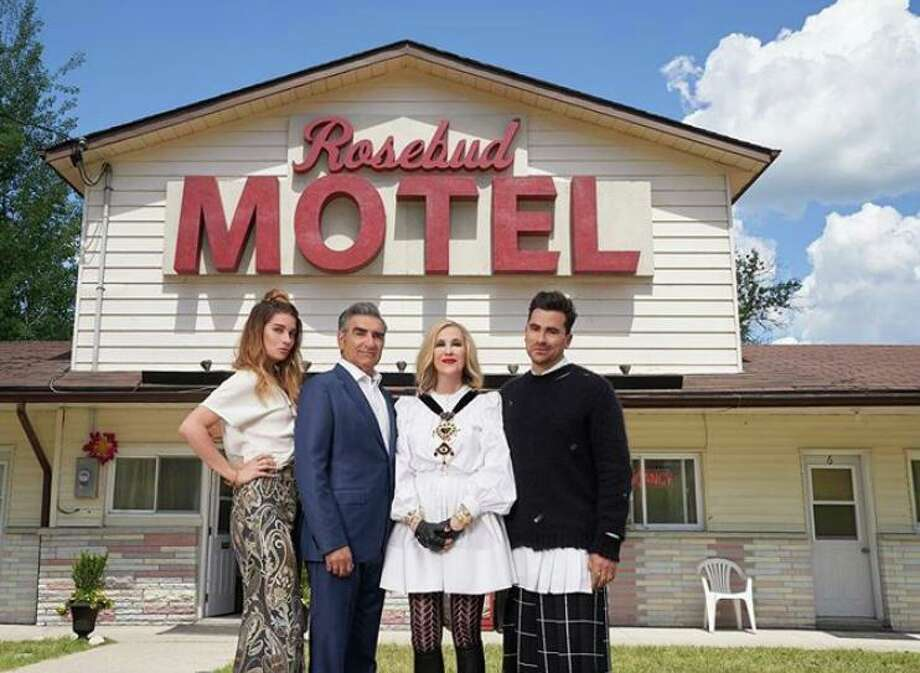 """Schitt's Creek"" is available on Netflix. Photo: Contributed Photo /"