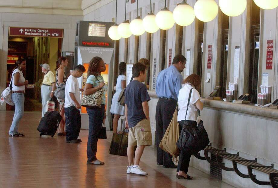 On Tuesday, March 17, 2020, Metro-North said it will no longer accept cash for fare payments on trains or at ticket counters. The change is intended to reduce hand-to-hand contact to stop the spread of COVID-19. The railroad said will it only accept accept credit and debit card payments for tickets transactions. Photo: File Photo