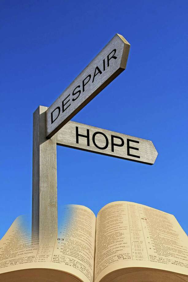 Despair versus hope Photo: Dreamstime / (c) Photodynamx | Dreamstime.com