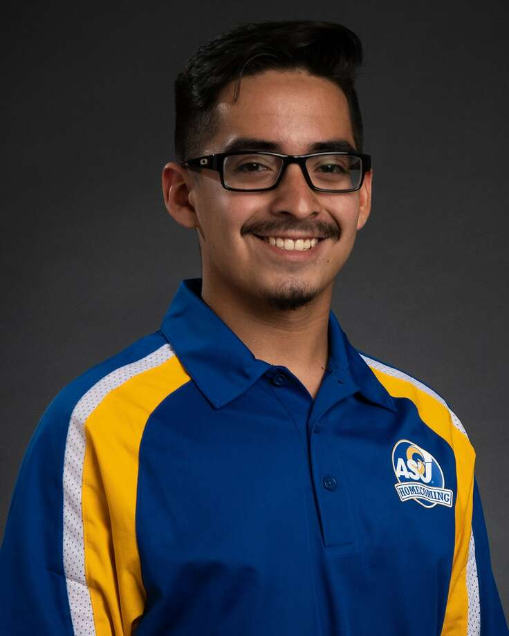 Native Midlander and Early College High School graduate Cody Vasquez has been named the National Collegian of the Year in 2020 by his professional business fraternity, Delta Sigma Pi. Photo: Courtesy Photo