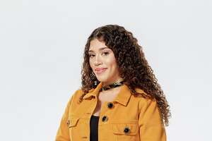 """Mandi Castillo, 23, secured a spot on the """"The Voice"""" after singing """"Asi Fue"""" by Juan Gabriel on Monday night's airing."""