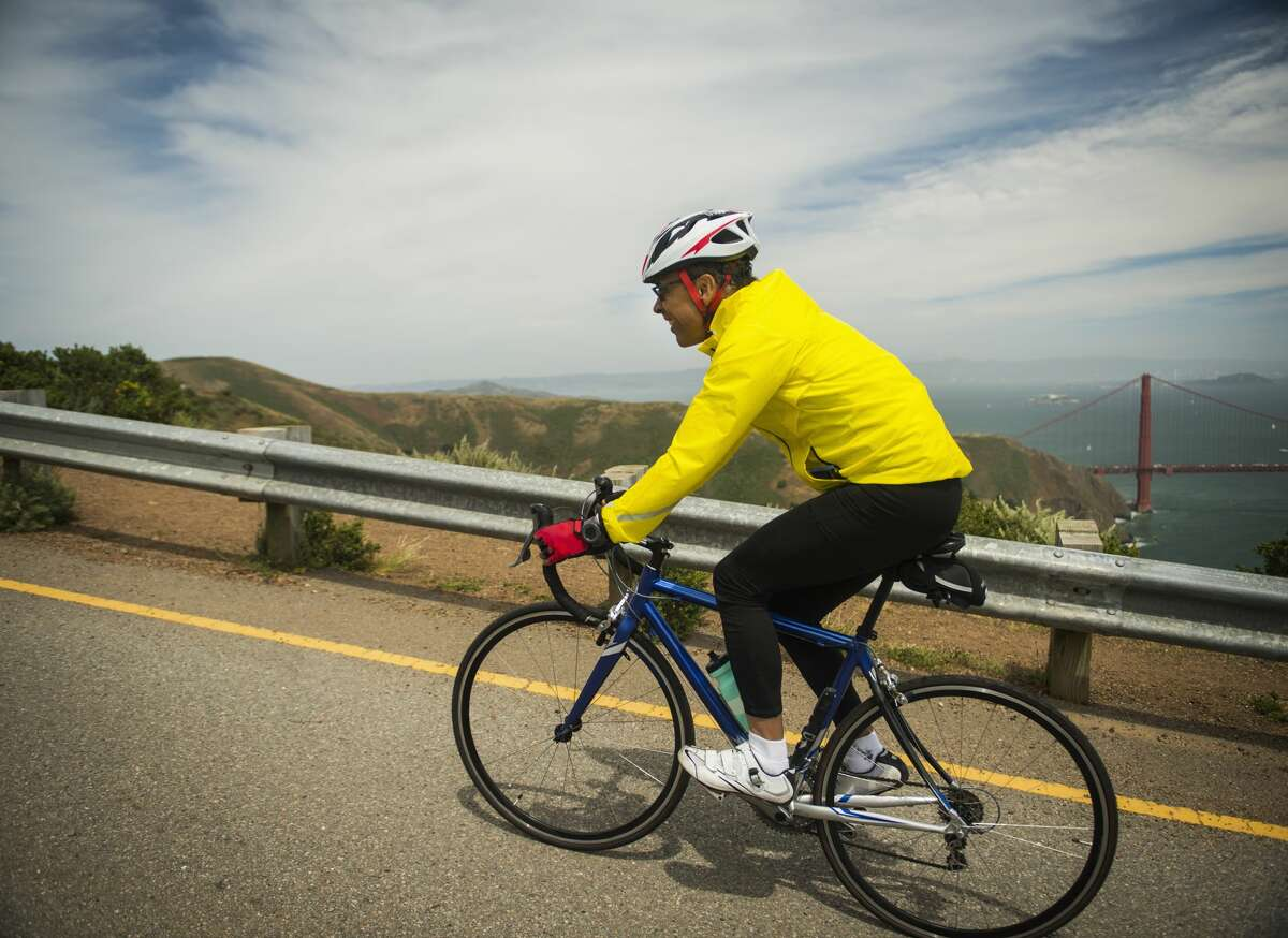Biking is allowed with shelter-in-place orders in six Bay Area counties.