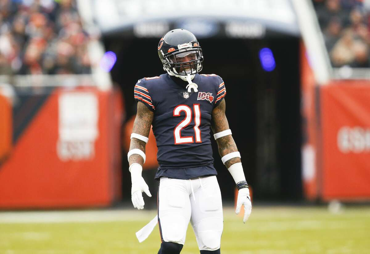 Ha Ha Clinton-Dix , who played for the Bears in 2019, is visiting the Texans.