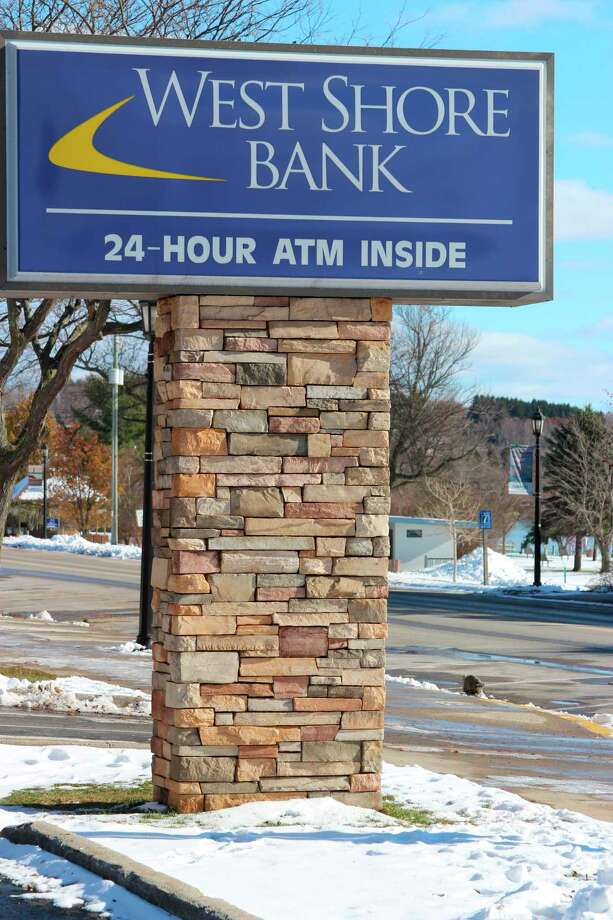 All West Shore Bank lobbies will temporarily operate by appointment only starting Wednesday. West Shore Bank will remain operational during this time. Drive-up, ATM and digital banking services are available. (File photo)