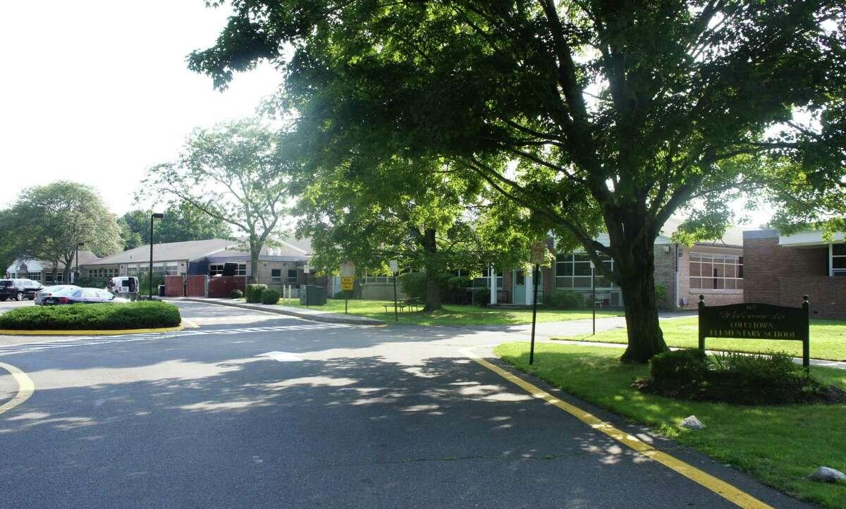 Coleytown Elementary School in Westport.