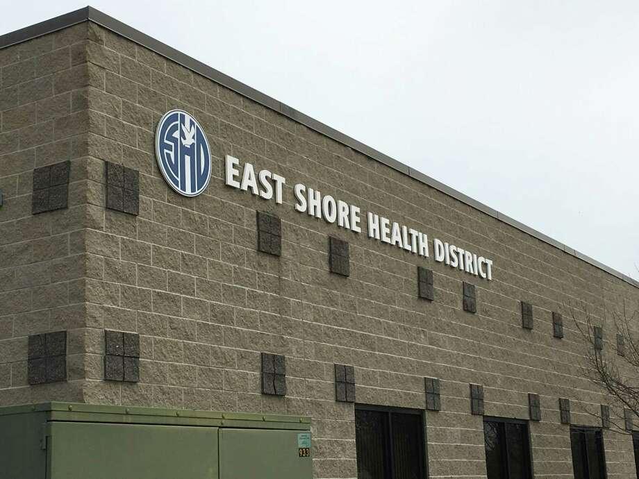 East Shore District Health Department headquarters in Branford Photo: Meghan Friedmann / Hearst Connecticut Media File