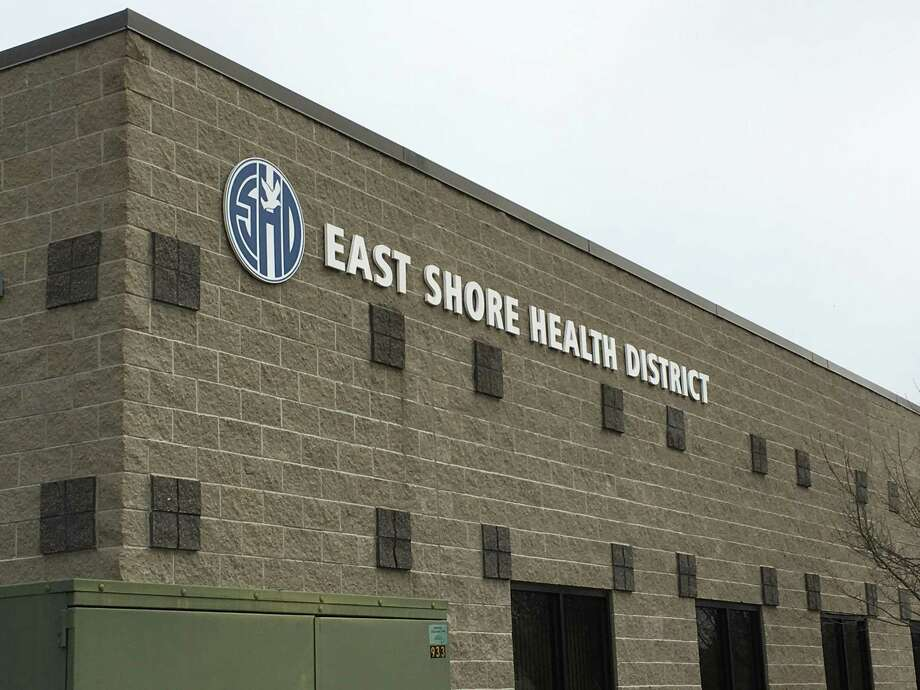 East Shore District Health Department headquarters, Branford, Conn., 2/27/19. Photo: Meghan Friedmann / Hearst Connecticut Media