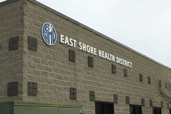 East Shore District Health Department headquarters in Branford