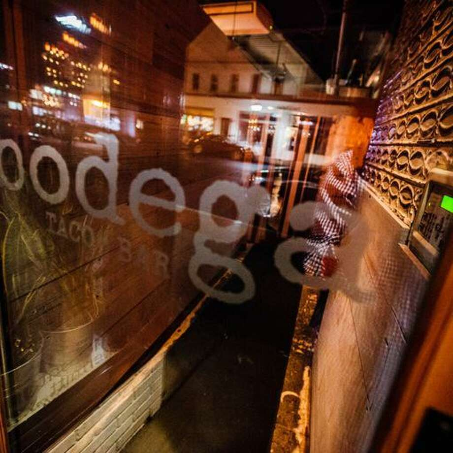 Bodega Darien is one of the many restaurants in Darien that is offering take out, curbside and delivery as restaurants are not allowed to have dine-in customers. Photo: Bodega