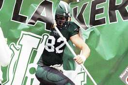 Laker tight end JT Warren has committed to Davenport University.