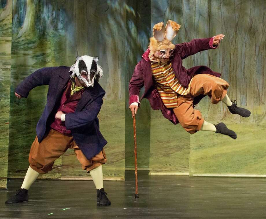 "The performance of ""Peter Rabbit Tales,"" that was to be presented at The Klein Memorial Auditorium in Bridgeport on March 29 has been postponed. Photo: Contributed Photo"