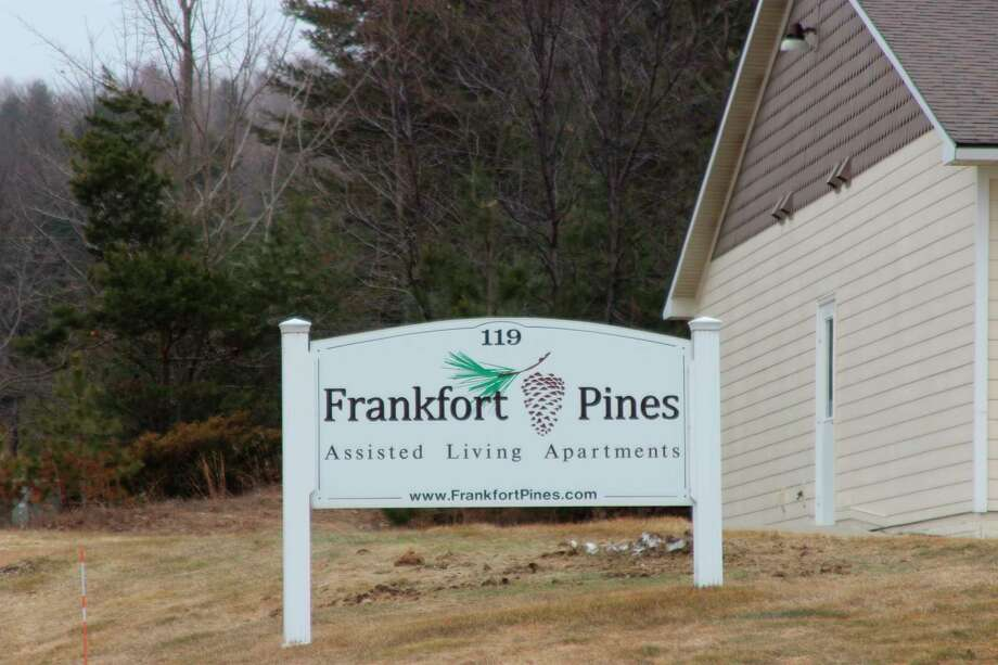 The Frankfort Pines and other assisted living and nursing homes in Benzie County have closed its doors to visitors due to concerns about COVID-19. (Photo/Colin Merry)