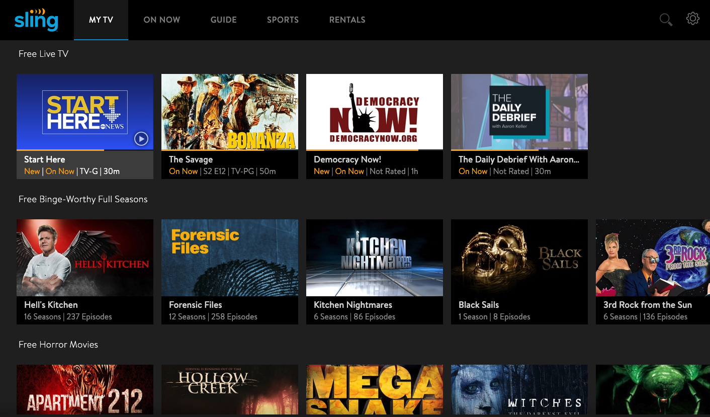 Housebound Free News Shows Movies Offered By Streaming Tv Service Sling Updated Beaumont Enterprise