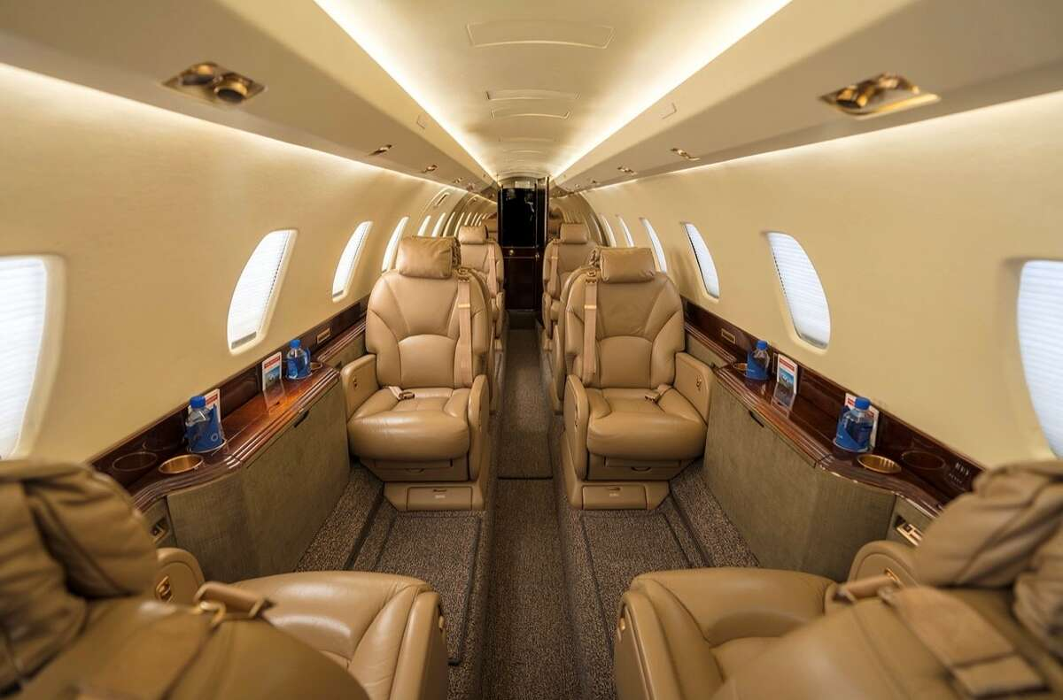 Kinston, NC-based company flyExclusive, the nation's seventh-largest private charter company, is seeing a 20 percent year-over-year increase in- flight requests, including in Houston.