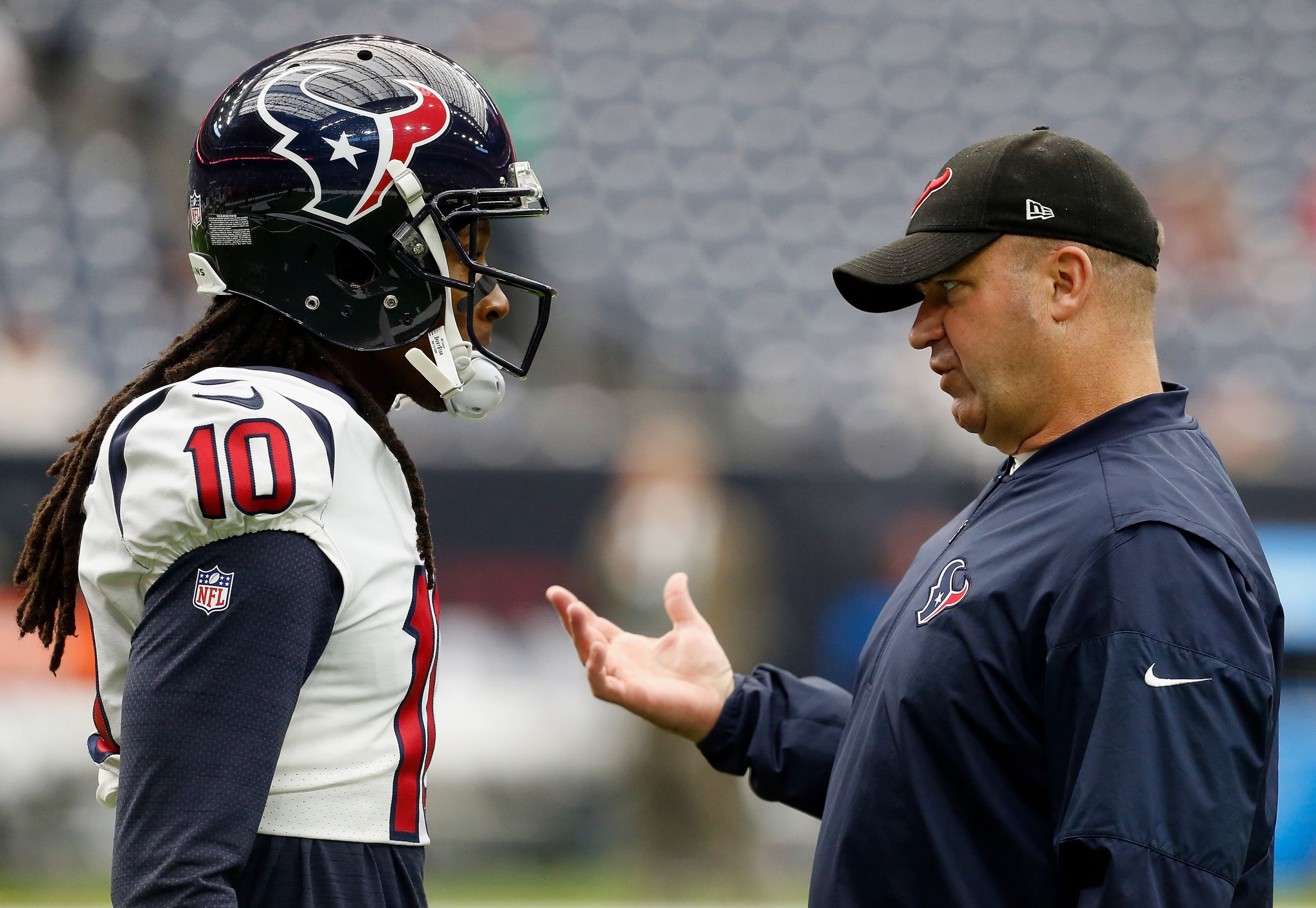 McClain's Mailbag: More of the same from DeAndre Hopkins and Bill O'Brien?