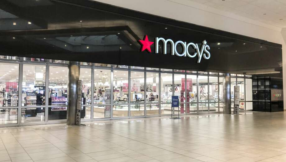 Macy's at Mall Del Norte closes its doors temporarily, Tuesday, Mar. 17, 2020, amid calls for social distancing to help combat the community spread of COVID-19 Coronavirus. Photo: Danny Zaragoza/Laredo Morning Times