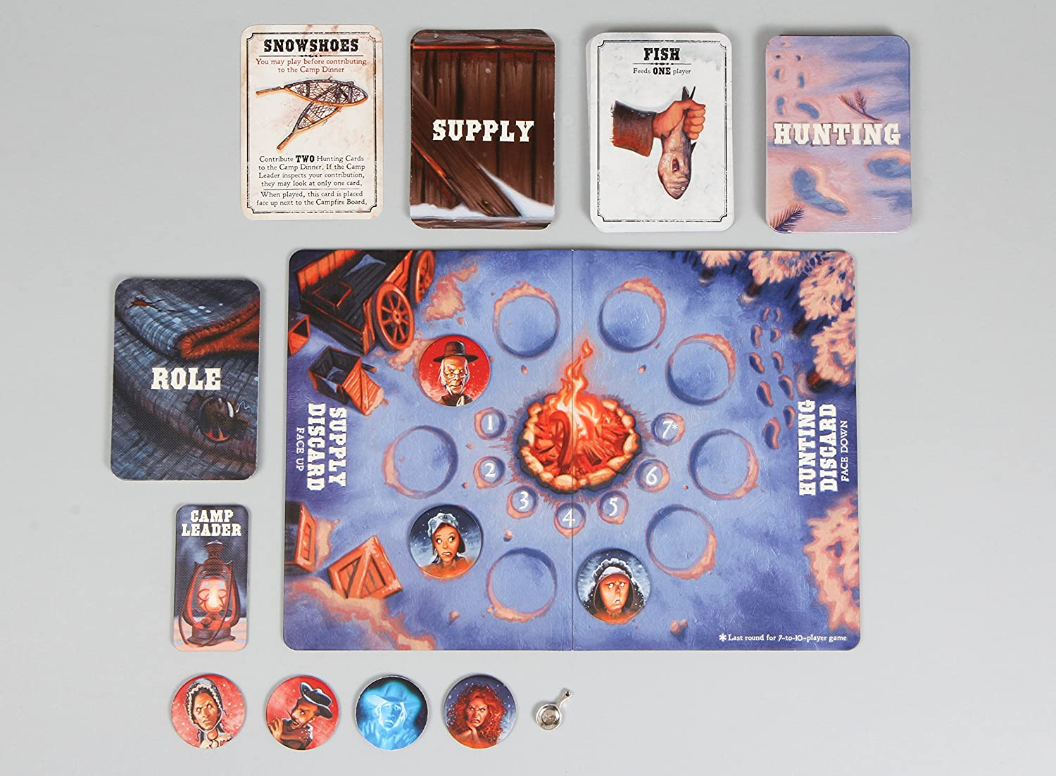 10 adult board games to play while you're stuck inside