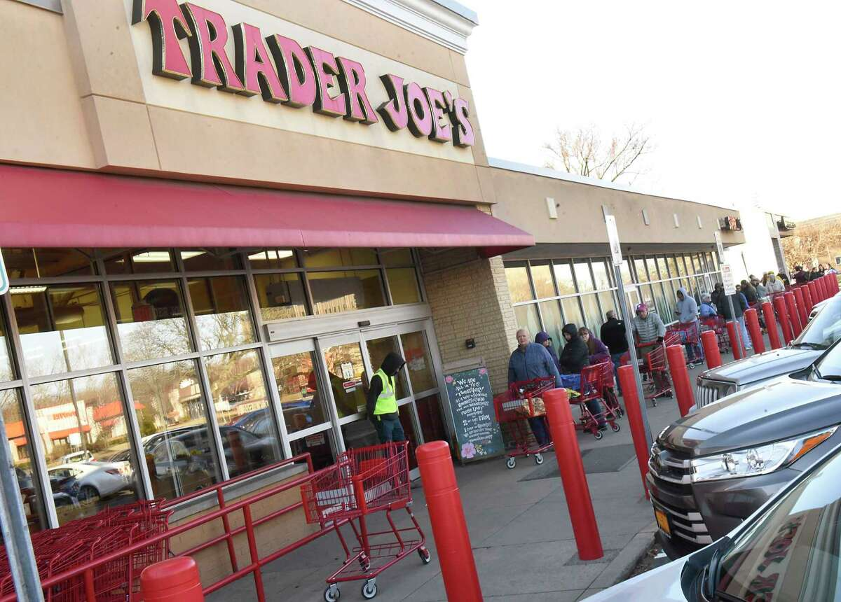 It's official. After months of speculation, Trader Joe's is building a store in The Crossings in Halfmoon, Supervisor Kevin Tollisen said.